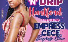 Dance N Drip – Hartford, CT – 02/09/2019
